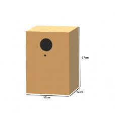 Drevená búdka 003