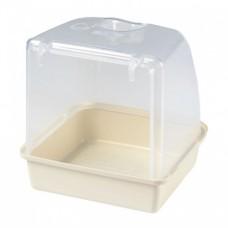 Plastová kúpeľnička malá