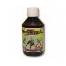 DAC - WORMMIDDEL - tekutý prípravok na odčervenie do vody 200ml
