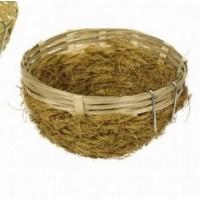 Hniezdo bambus kokos