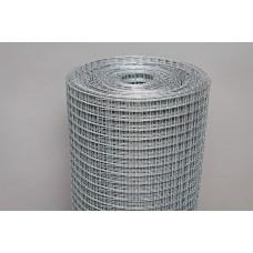 Zvárané pletivo pozinkované  50 x 50 mm