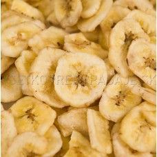 Sušené banánové plátky 0,5kg